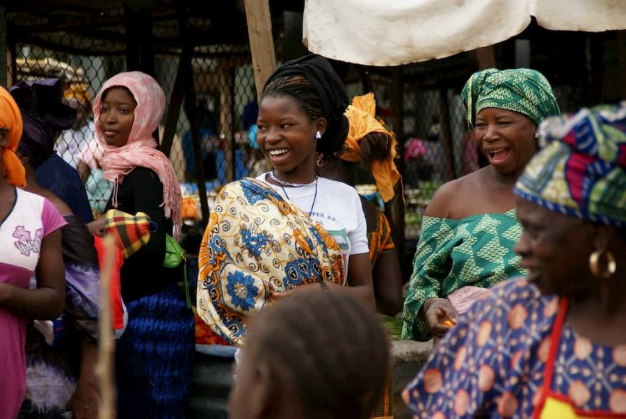 Gambia Banjul city tour